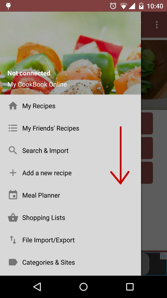 Store Your Images On Your External Sd Card My Cookbook